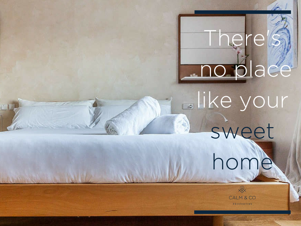 #SweetHome: there's no place like home